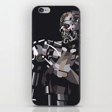 Targeted for Termination (The Terminator) iPhone & iPod Skin