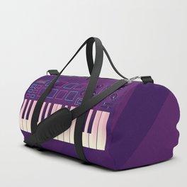 Neon MIDI Controller Duffle Bag