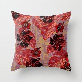 f20802c7171f6 Tiki Tattoo Throw Pillows   Society6
