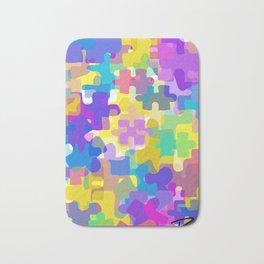 Autism Awareness Bath Mat