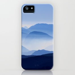 Mountain Shades iPhone Case