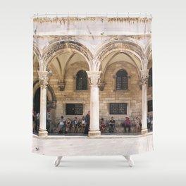 Dubrovnik II Shower Curtain