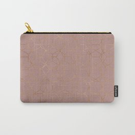 geometric iv x ii Carry-All Pouch