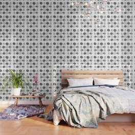 Silver fruits Wallpaper