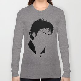 Faceless Michael Pop King Jackson Long Sleeve T-shirt