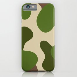 Camouflage Pattern (Camo) iPhone Case
