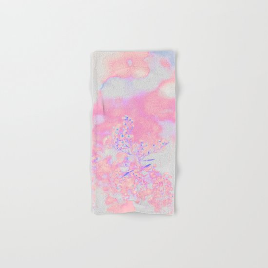Chamomile #society6 #decor #buyart Hand & Bath Towel
