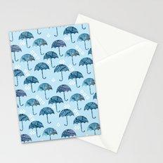 rain #1 Stationery Cards