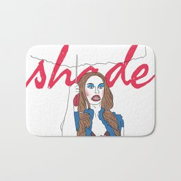 Shade! Bath Mat