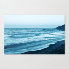 Cloudless Canvas Print
