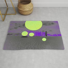 CANDY MOON SHOW Rug