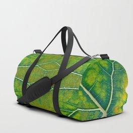 Living Leaf Duffle Bag