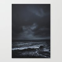 jon snow Canvas Prints featuring I´m fading by HappyMelvin