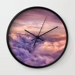Mountains of Dreams Wall Clock