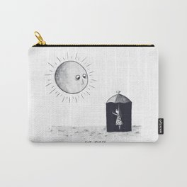 Don't Sunshine On My Rain Parade Carry-All Pouch