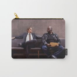 Jimmy McGill and Huell Babineaux - Better Call Saul Carry-All Pouch