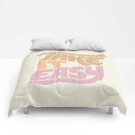 Take It Easy Comforters