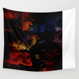 Suffocate  Wall Tapestry