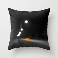 Brakes Throw Pillow