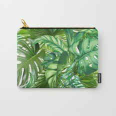 green tropic Carry-All Pouch