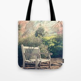 Waiting for you! Tote Bag