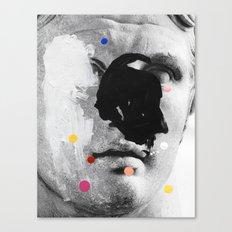 Composition 476 Canvas Print