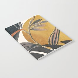 Abstract Tropical Art III Notebook