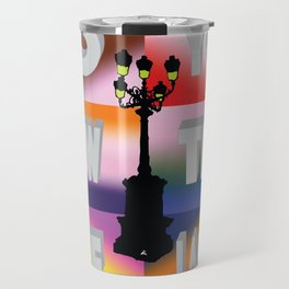 Do You Know The Five Lamps? Travel Mug
