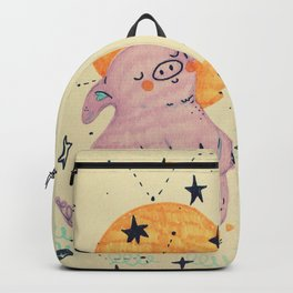 little pig - chinese horoscope Backpack
