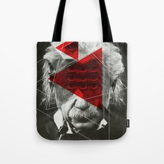 Albert E Mix 1c Tote Bag