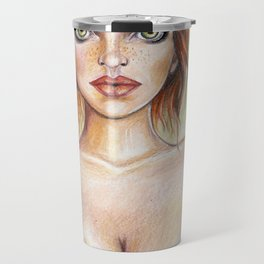 Your Eyes Only Travel Mug