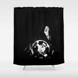 Dr Anonymous Shower Curtain
