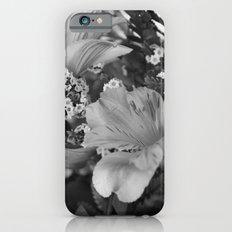 Freesia 3 B&W iPhone 6s Slim Case