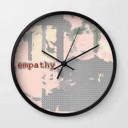 empathy Wall Clock