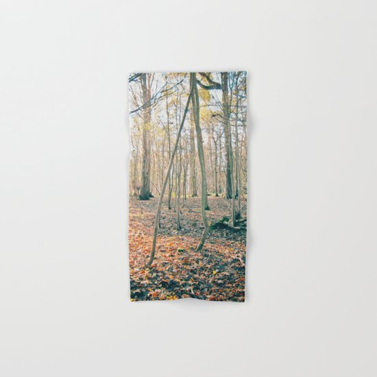 The Forest Hand & Bath Towel