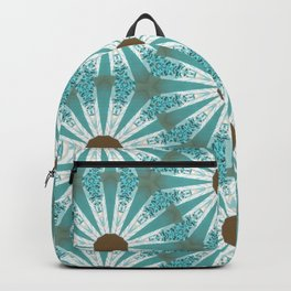 Retro Daisies Backpack