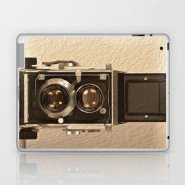 Twin Lens Reflex Laptop & iPad Skin
