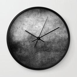 Abstract Cave III Wall Clock