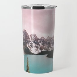 Moraine Lake Banff National Park Travel Mug