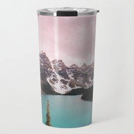 Moraine Lake Banff National Park Travel Mug