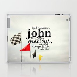 John Laptop & iPad Skin