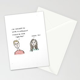 Goy Toy Stationery Cards