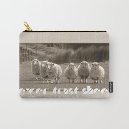Never trust sheep Carry-All Pouch