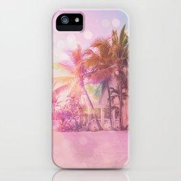 Bahamas Paradise iPhone Case
