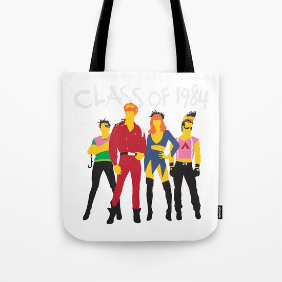 Class of 1984 Tote Bag