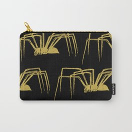 Spiders Carry-All Pouch