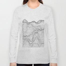 Soft Peaks Long Sleeve T-shirt