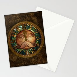 A Matter of Time Stationery Cards