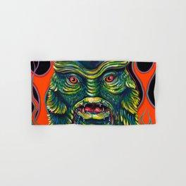 Creature From The Black Lagoon Hand & Bath Towel