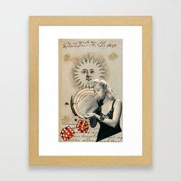 System for Invoking Prosperity Juju #2 Framed Art Print